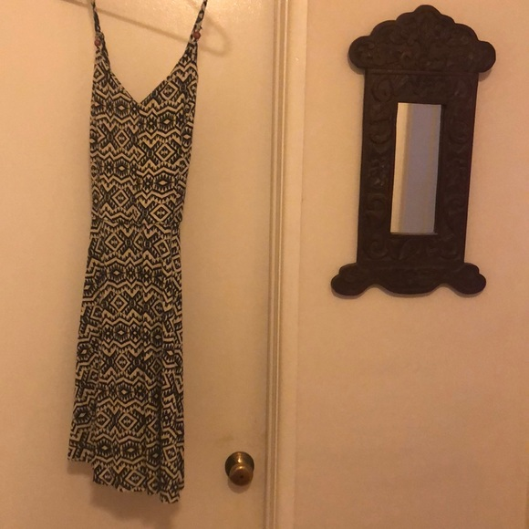 Xhilaration Dresses & Skirts - Black and white summer dress